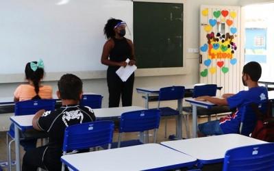 Volta às Aulas da Rede Municipal de Ensino é marcada com tranquilidade e segurança