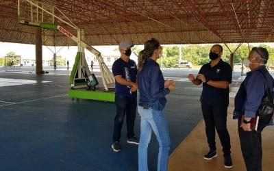 CPB conclui vistoria em Campo Grande para implantar Centro de Referência Paralímpico Brasileiro