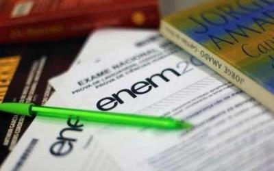 Inscrições para o Enem começam nesta quarta; veja como se inscrever