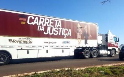 Justiça retoma atendimento itinerante gratuito em Mato Grosso do Sul