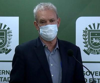 Sistema de saúde está em colapso, diz secretário de MS no dia em que estado bate recorde de casos: 3.043