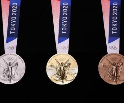 Medalhas das Olimpíadas de Tóquio foram feitas com materiais reciclados