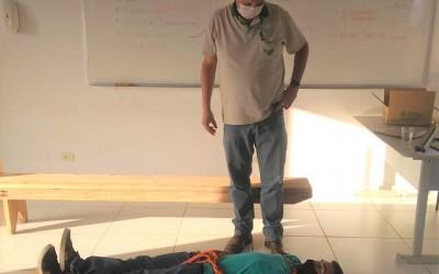 SEJUVEL e Sindicato Rural capacita moradores do Assentamento Pontal do Faia