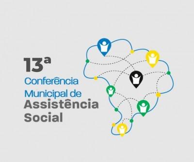 13ª Conferência Municipal de Assistência Social será realizada no próximo dia 23