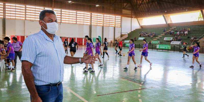 Começam os Jogos Escolares da Juventude em Três Lagoas