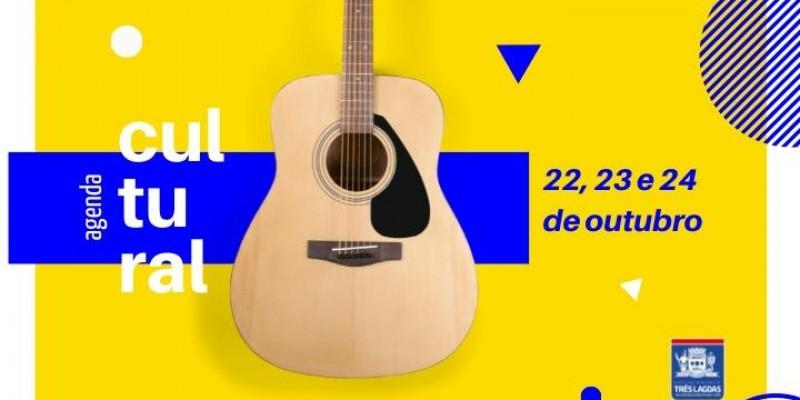 Agenda Cultural: Confira a programação de eventos para este final de semana em Três Lagoas