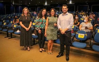 Ciclo de palestras sobre Família Acolhedora encerrou ontem com equipes da SMAS e Conselho Tutelar