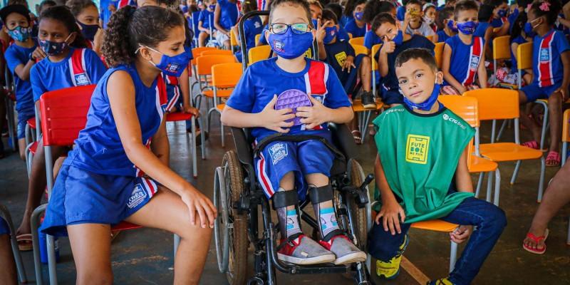 """Educação e CTG Brasil lançam Projeto """"Futebol de Rua pela Educação"""""""