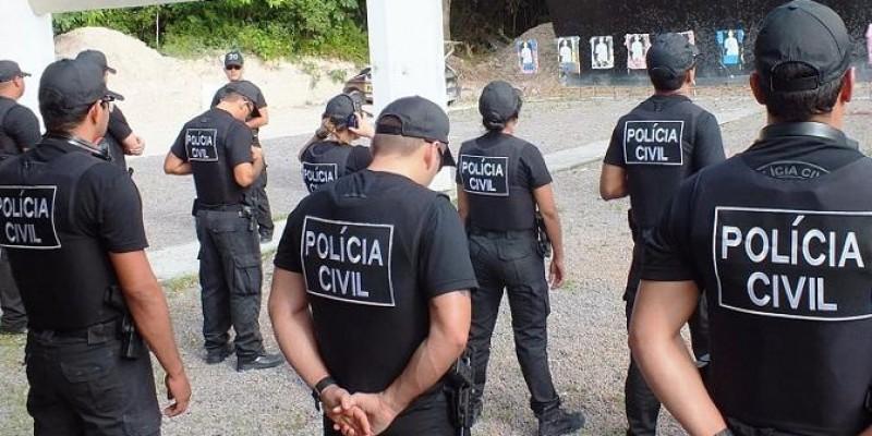 Polícia Civil abre concurso público com 236 vagas e salários de até R$ 17 mil em MS
