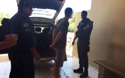 Base Móvel e Rádio Patrulha detém usuários de drogas em bairro distintos de Três Lagoas
