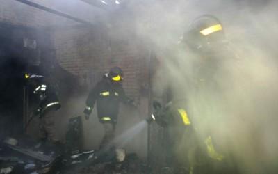 Incêndio em residência no Vila Nova pode ter iniciado em ventilador