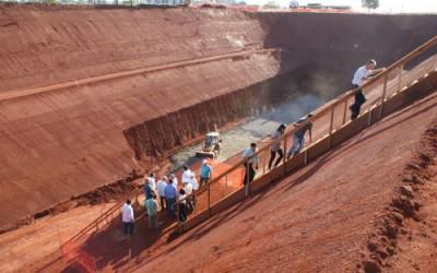 Dnit instaura comissão para receber de obra do contorno ferroviário de Três Lagoas