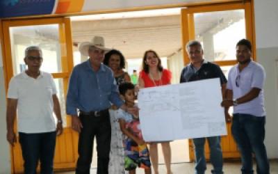 Escola Jomap recebe melhorias através do deputado Guerreiro