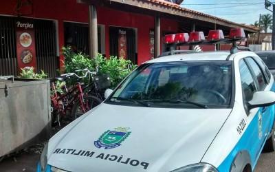 Restaurante é furtado durante a madrugada e mais de mil reais é levado