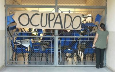 Manifestantes ocupam Campus I na UFMS de Três Lagoas