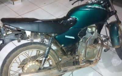 Polícia Militar recupera moto furtada antes de vítima registrar queixa