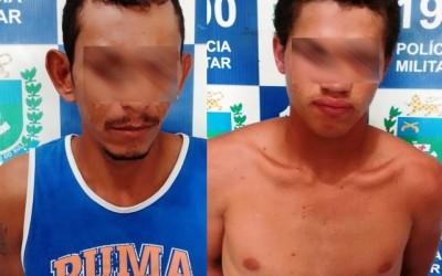 ROTAI cumpre mandado de prisão e prende usuário de drogas