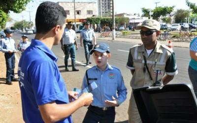 Com apoio da Fibria, programa Patrulha Mirim do Trânsito conscientiza mais de 200 crianças
