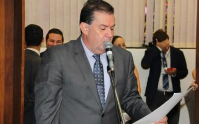 Com Moção de Congratulação, Eduardo Rocha presta homenagem à Três Lagoas pelos 101 anos