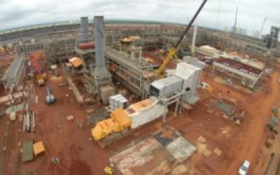 Petrobras divide recursos e fábrica só terá 4,6 milhões