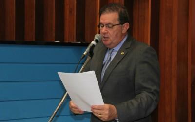 Eduardo Rocha quer melhorias para PM de Três Lagoas