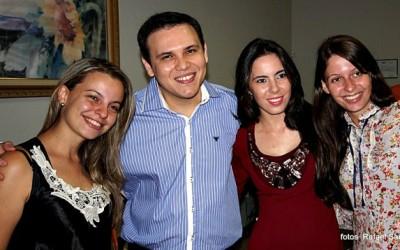 Inauguração corretora de imóveis de Ana Luiza Luvezuto