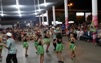 Festa de confraternização encerra atividades do CRASE Coração de Mãe