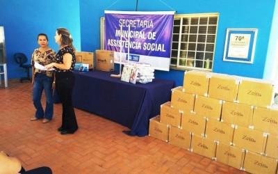 Equipamentos para atendimentos do Bolsa Família são entregues para Saúde