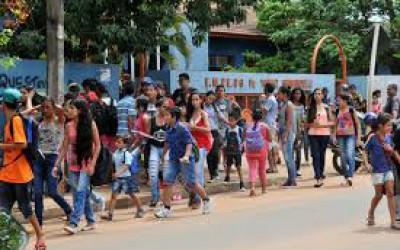 Aulas perdidas durante a greve serão repostas no próximo trimestre