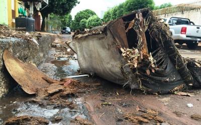 Mesmo com alagamentos, prefeita Márcia Moura não visita bairro afetado pela chuva
