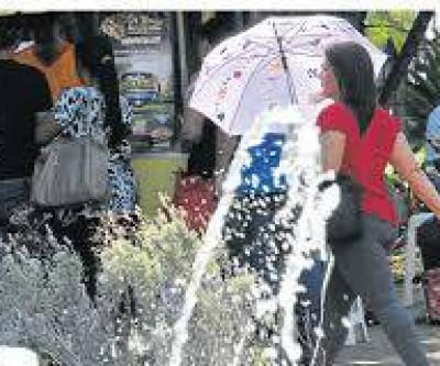 Três Lagoas e Água Clara batem recorde de temperatura com 42,5°C