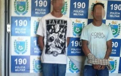 """""""Aviões do tráfico"""" são levados para a DEPAC ao serem flagrados com drogas"""