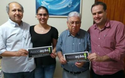 Ademir da Triaço confirma apoio e consolida campanha de Rógerson e Ana à ACITL