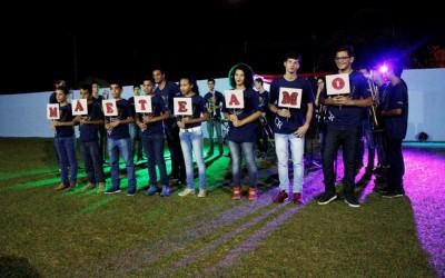 Banda Cristo Redentor realiza noite especial em homenagens às Mães