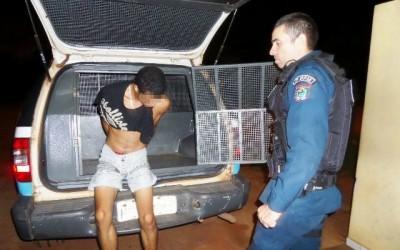 """""""Robinho"""" da Vila Piloto é preso sob acusação de tráfico de drogas"""