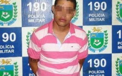 Pedreiro que tentou atropelar tenente da polícia em abordagem é preso no Jd. Guaporé