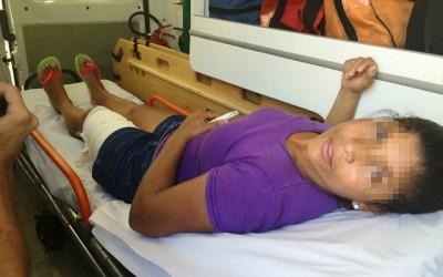 Mulher é atropelada por lancha em avenida de Três Lagoas
