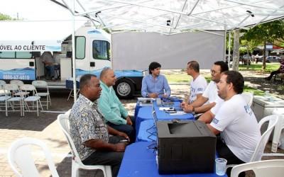 Procon realiza atendimentos no Distrito de Arapuá
