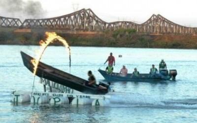 Arrancadão de barcos do Jupiá deverá ser definitivamente extinto por falta de apoio