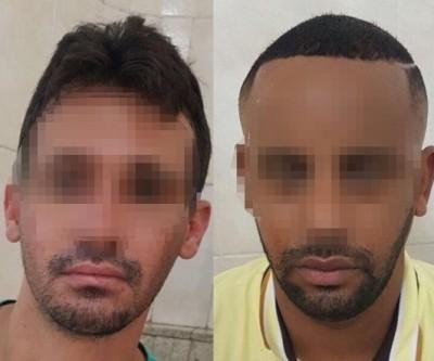 Três-lagoenses presos em Rio Preto são acusados de tráfico de drogas
