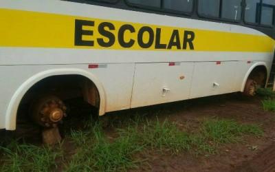 MPE recomenda que Prefeitura resolva insegurança no transporte escolar
