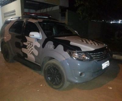 Suspeito de cometer roubos na Clodoaldo Garcia, ciclista armado é preso pela ROTAI
