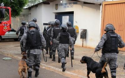 Detentas que participaram de rebelião na capital são transferidas para Três Lagoas