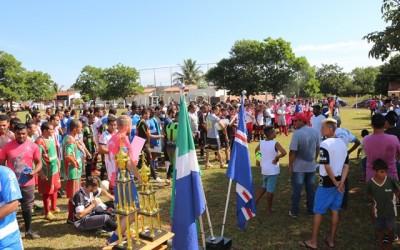 Estádio da A.D.E.N recebe final do Campeonato Varzeano