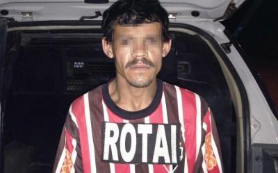 Foragido do semiaberto furta moto de outro interno na Colônia Penal