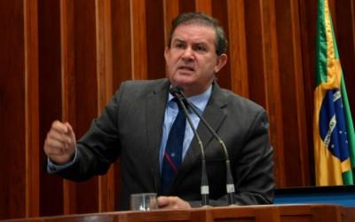 Eduardo Rocha pede a construção de um Centro Poliesportivo em Rio Brilhante