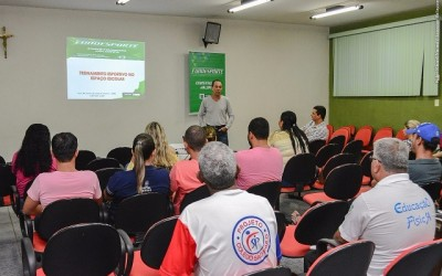 SEJUVEL oferece cursos gratuitos a Educadores Físicos e acadêmicos