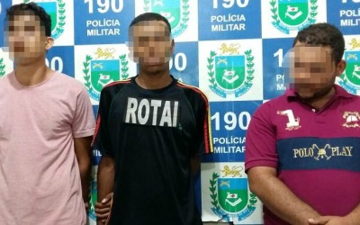 Militar do Exército Brasileiro é flagrado com drogas; amigos também foram detidos