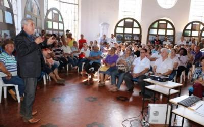 Prefeitura e Feira Livre de Três Lagoas prestam contas e discutem melhorias