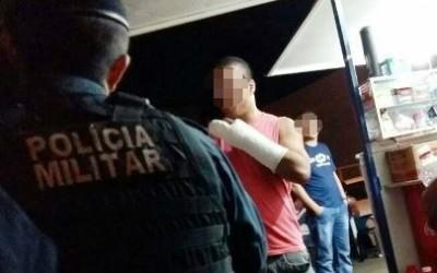 Empresário em BMW é detido por passar nota de R$ 100 falsa em Três Lagoas